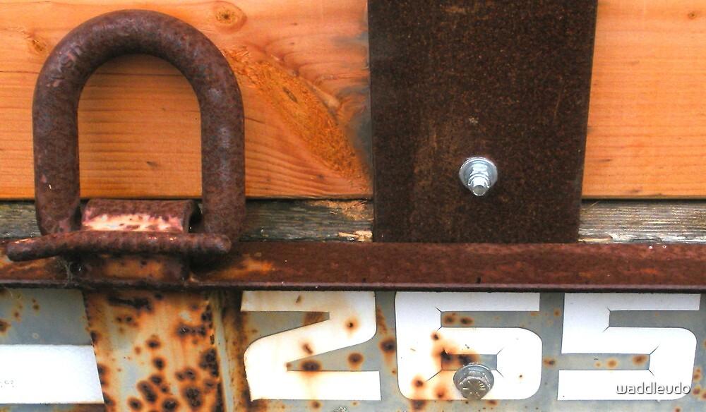 """""""265 Ways to Rust"""" by waddleudo"""