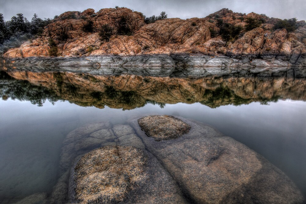 Below and Above by Bob Larson