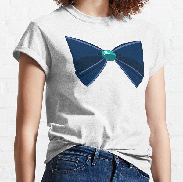 Sailor Neptune - Blue bow Classic T-Shirt