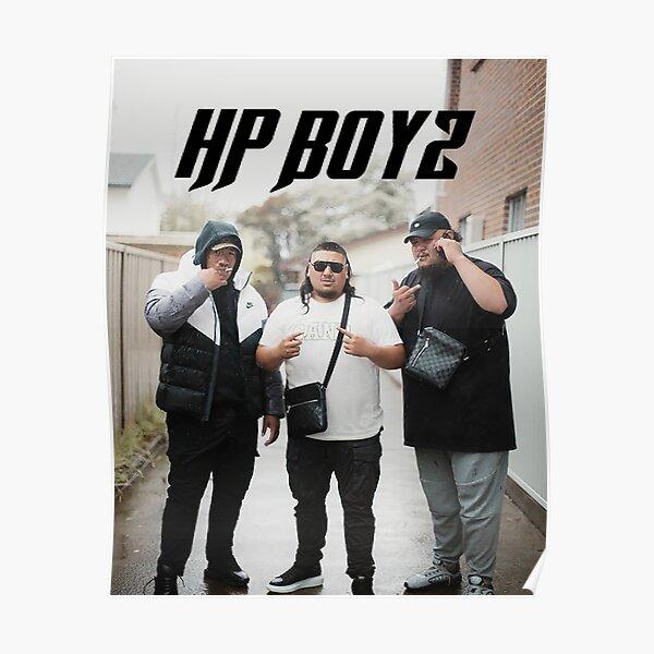 Hp Boyz Poster