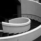 Circular stairs by Ian Ramsay