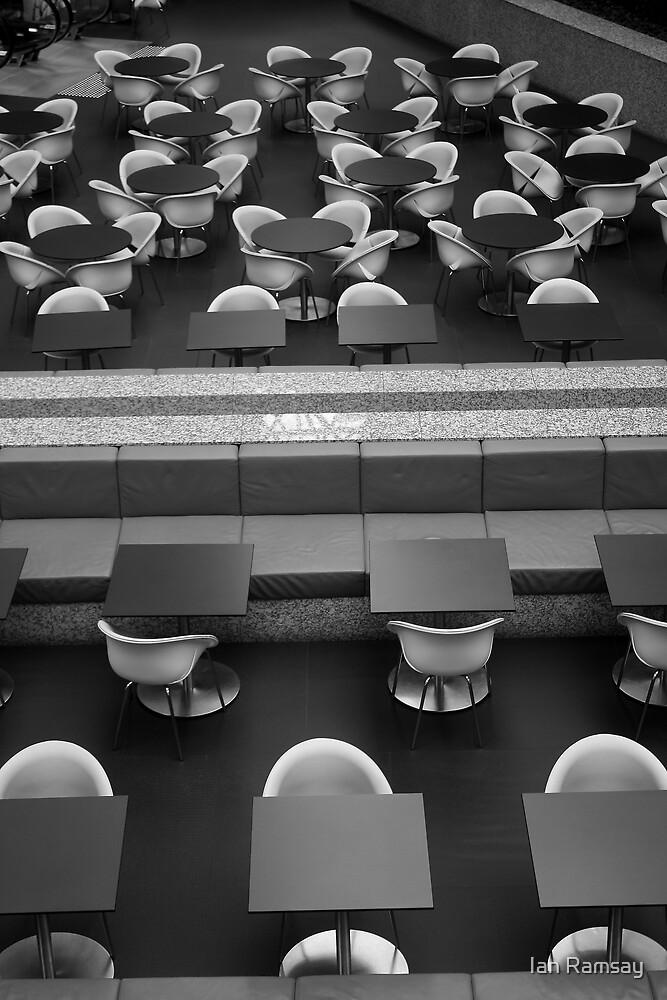 No table service by Ian Ramsay