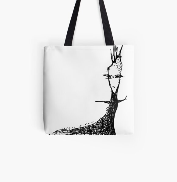Lost All Over Print Tote Bag