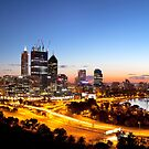 Perth City by jordancantelo
