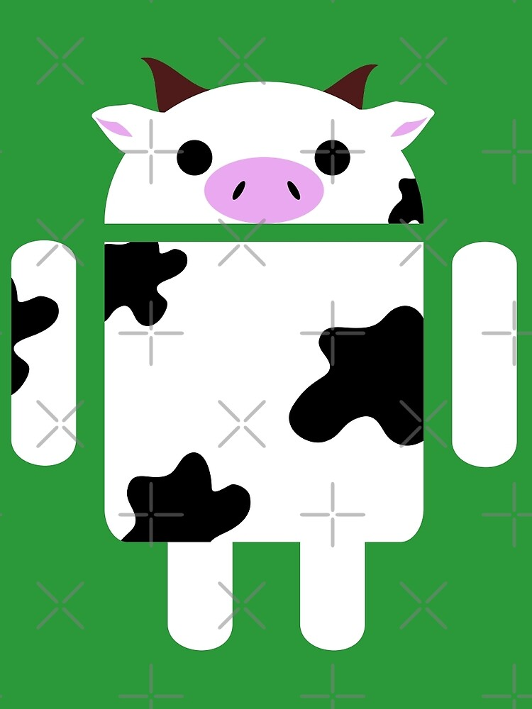 Droidarmy: Who let the cows out? by AthenaLeonti