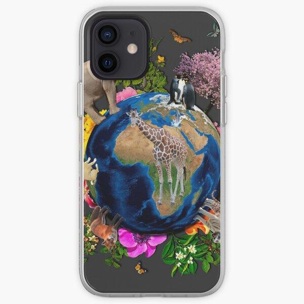 NATURE  iPhone Soft Case
