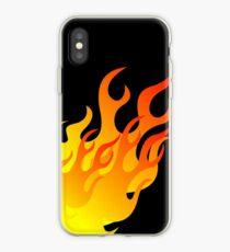 Flames iPhone Case Coque et skin iPhone