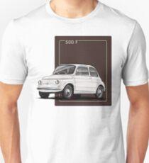 Fiat 500 F Unisex T-Shirt