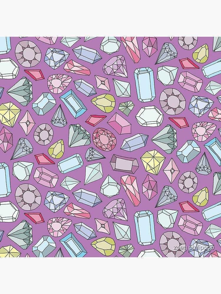 Gemstones by cherryandmint