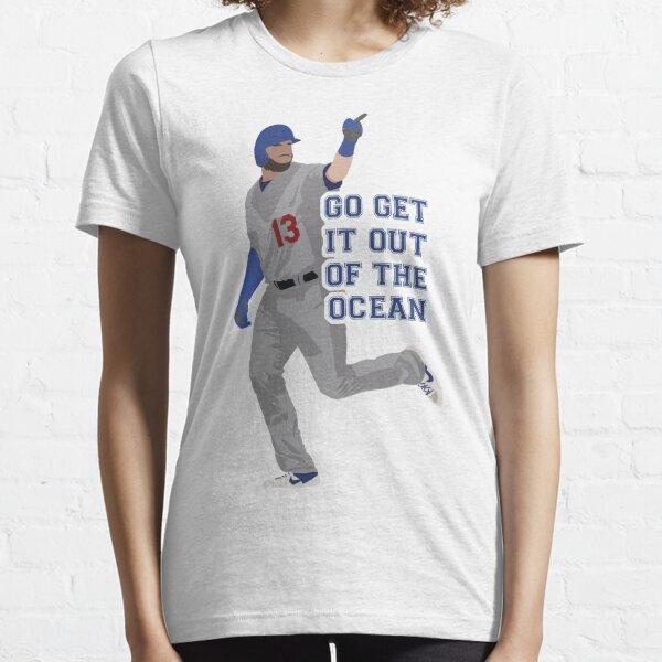 Max Muncy Ve y sácalo del océano Camiseta esencial
