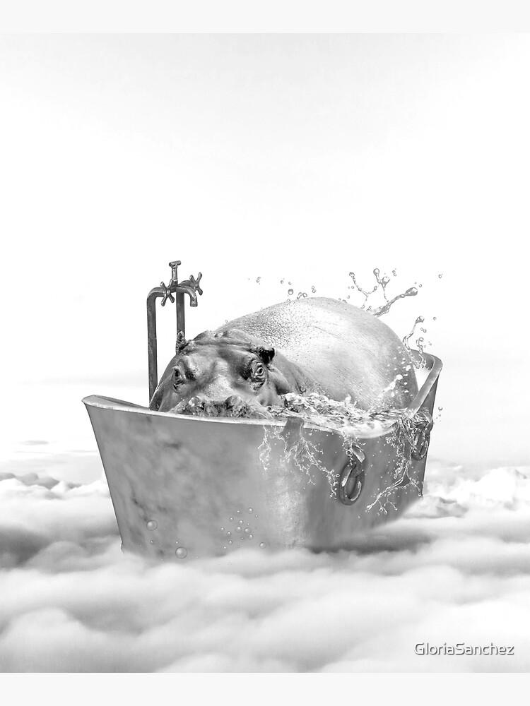 HIPPO BATH by GloriaSanchez