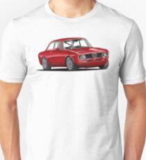 Alfa Romeo Gulia GTA Unisex T-Shirt