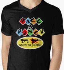 Pack A Punch Men's V-Neck T-Shirt