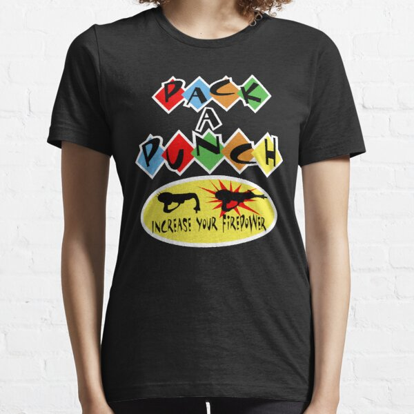 Pack A Punch T-shirt essentiel