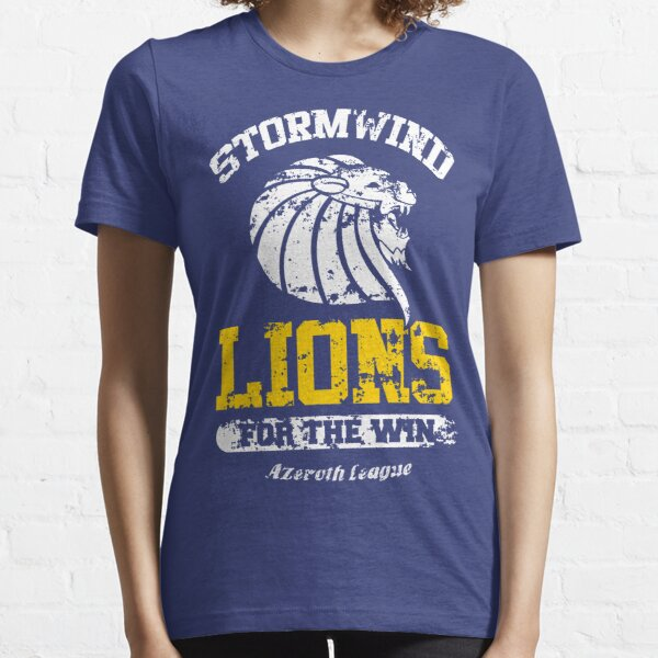 Lions For The Win!! Essential T-Shirt