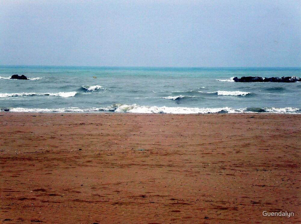 il mare d'inverno.....the sea in winter......ITALIA - EUROPA - VETRINA RB EXPLORE 24 NOVEMBRE 2013- by Guendalyn