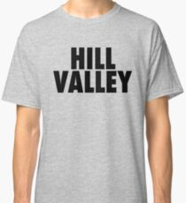 Hill Valley - Back To The Future Classic T-Shirt