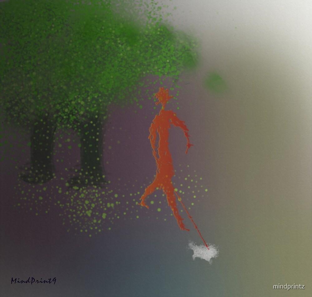 Morning Walk by mindprintz