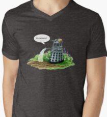 Germinate! Men's V-Neck T-Shirt