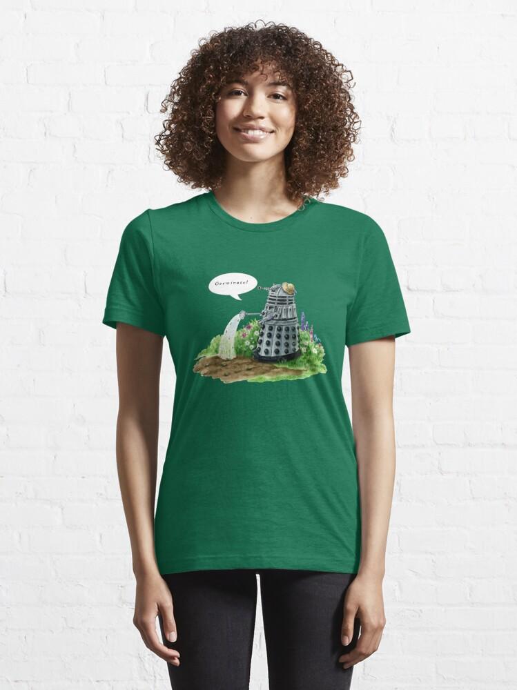 Alternate view of Germinate! Essential T-Shirt