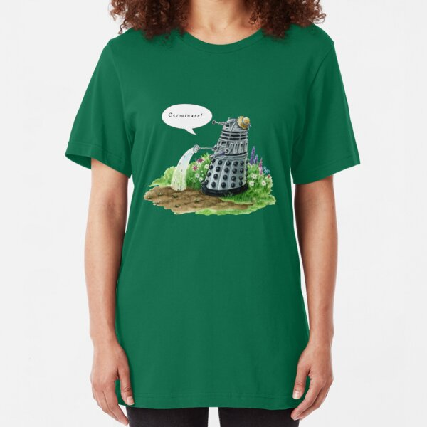 Germinate! Slim Fit T-Shirt