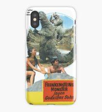Frankensteins Monster iPhone Case
