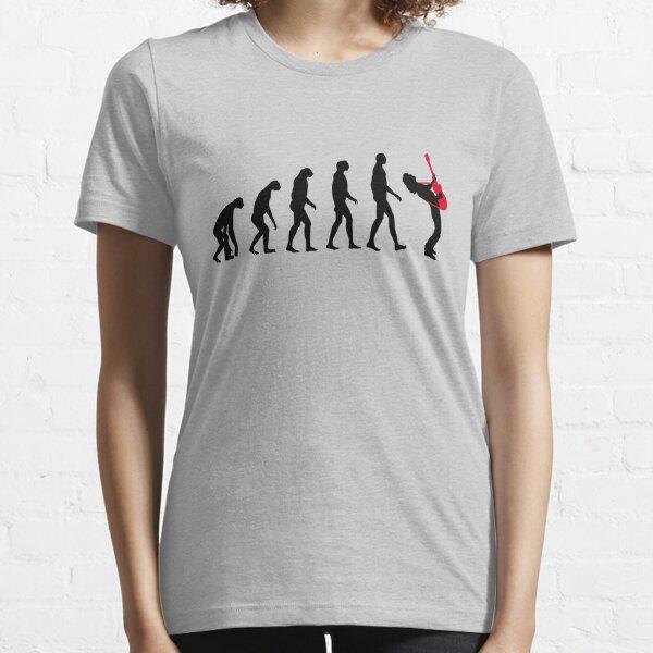 Rock Evolution Essential T-Shirt