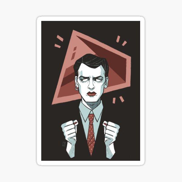 Gary Numan Sticker