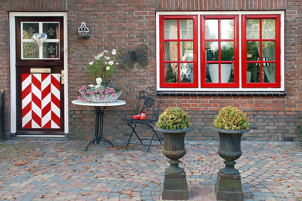 Haarzuilens - the Netherlands by Arie Koene