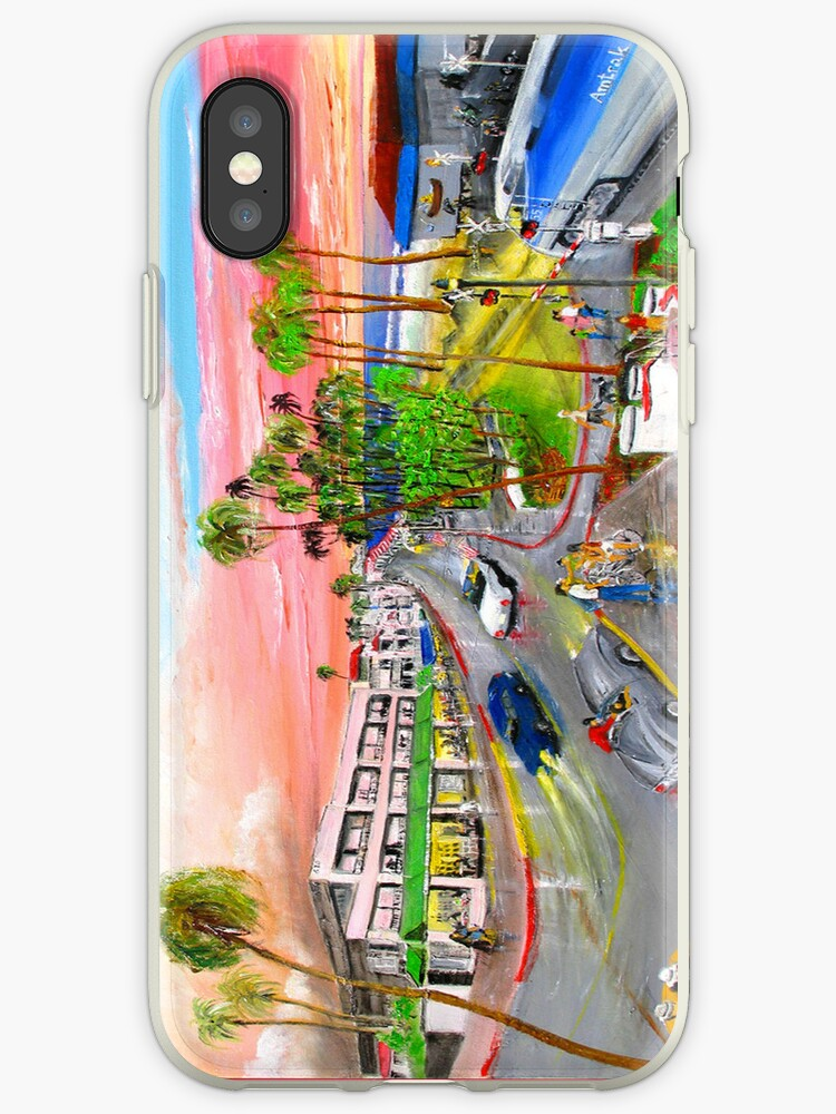 After the Rain - IPhone Case by Rob Beilby