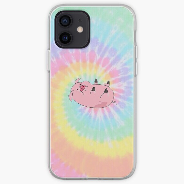 colorfull Wadlles iPhone Soft Case