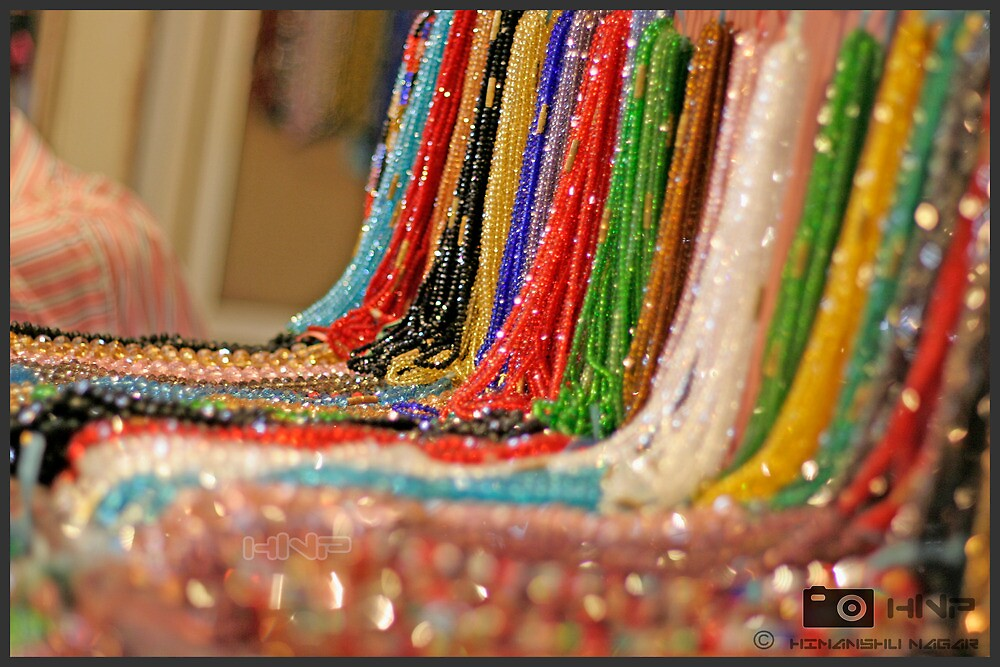 The Divine Colours by Himanshu Nagar