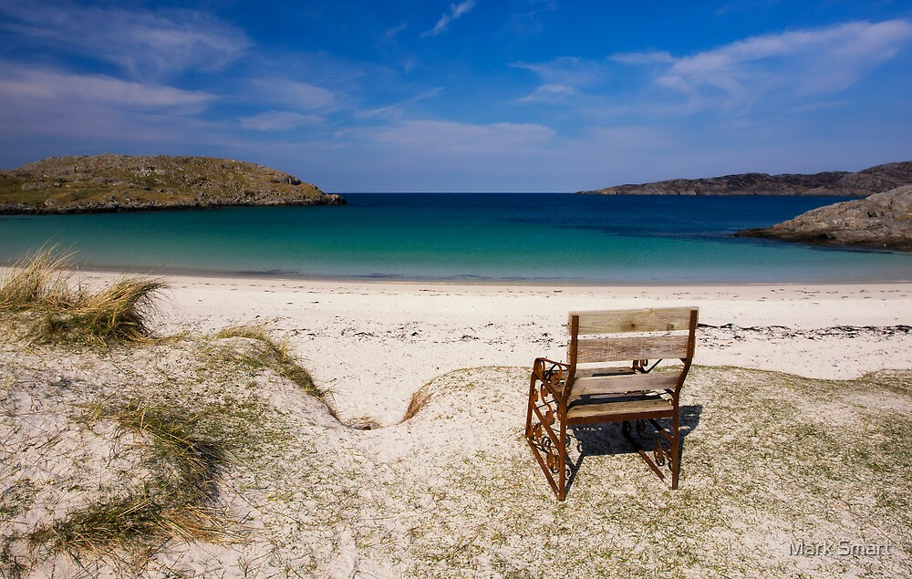 Achmelvich Beach by Mark Smart