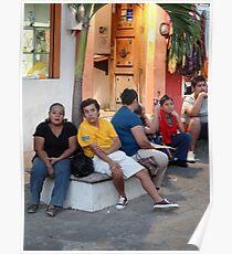 Neighbors - Vecinos Poster