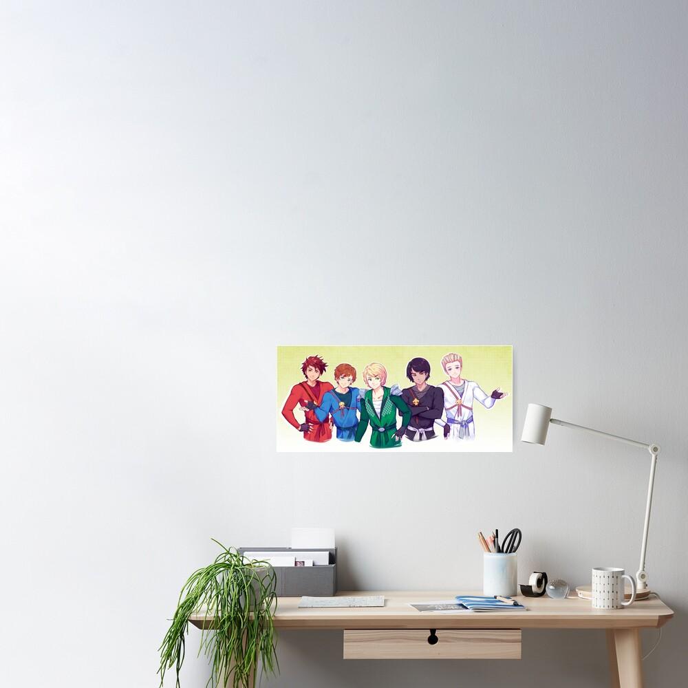 Ninja Crew Poster