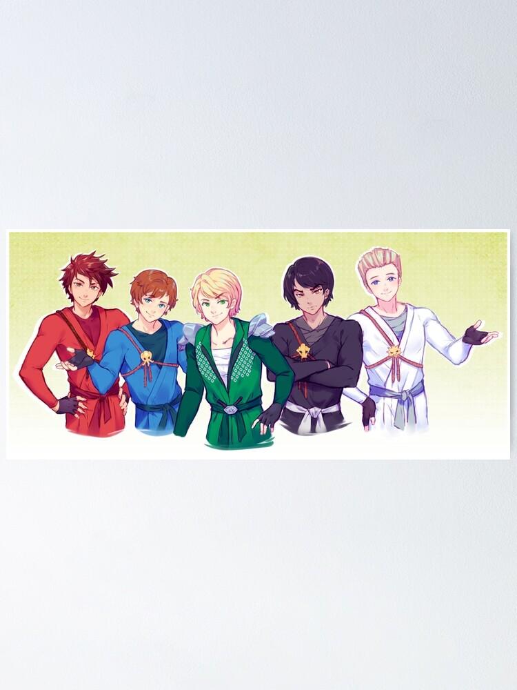 Alternate view of Ninja Crew Poster