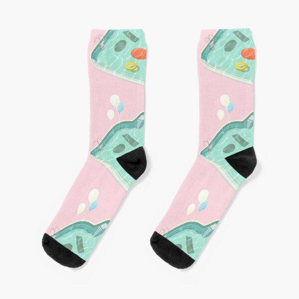 Swimming Pool Socks