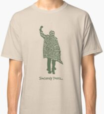 The Breakfast Club - Sincerely Yours Classic T-Shirt