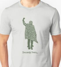 The Breakfast Club - Sincerely Yours T-Shirt