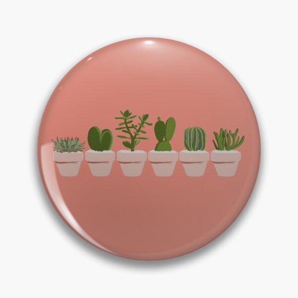 Cacti & Succulent Pin