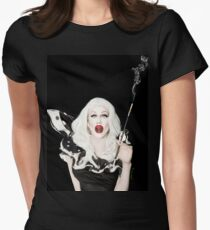 Sharon Needles Women's Fitted T-Shirt
