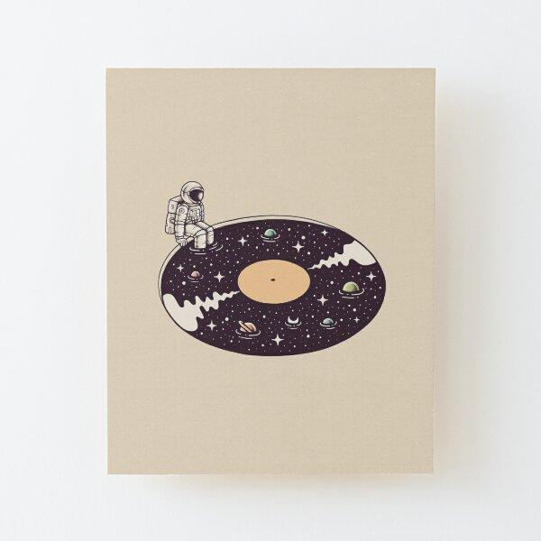 Cosmic Sound Wood Mounted Print