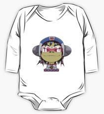 Noodle - Gorillaz One Piece - Long Sleeve