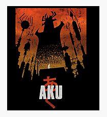 Akaiju Photographic Print