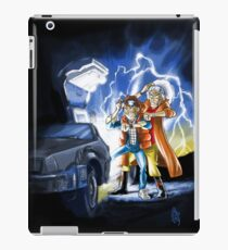 BTTF 2015 Mashup iPad Case/Skin