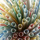 Straws by James Millward