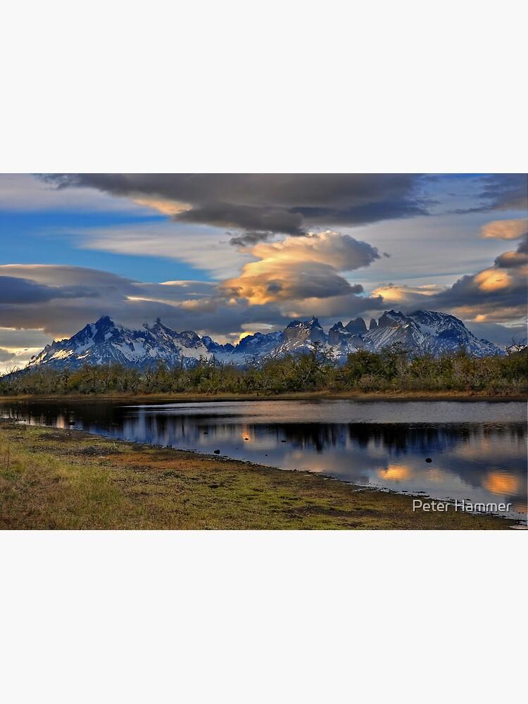 Torres Peaks by PeterH