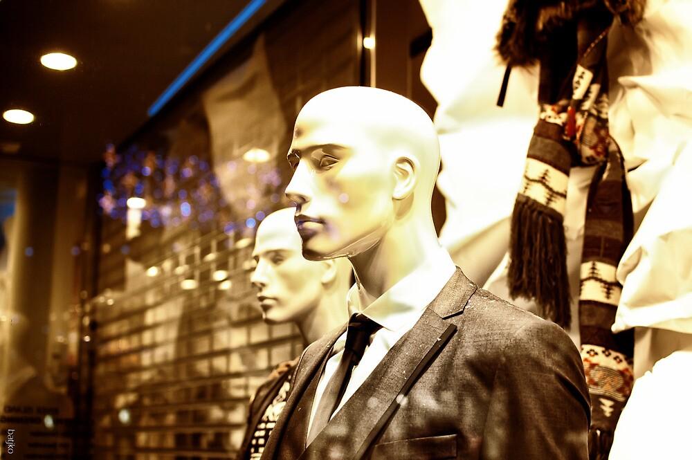 Keep Looking Perfect by Patrick Metzdorf