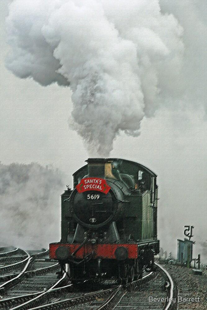 5619 - Santa's Special 2011 by Beverley Barrett
