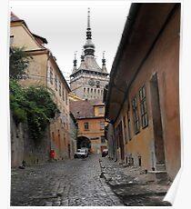 Where Draculya Was Born Poster